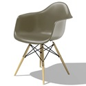 Herman Miller(ハーマンミラー) Eames Shell Chair / Armchair(DAW) スパロー【取寄品】[267DAWBKZ59J]