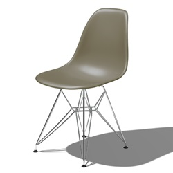 Herman Miller(ハーマンミラー)Eames Shell Chair / Side Chair(DSR)スパロー【取寄品】
