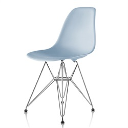 Herman Miller(ハーマンミラー) Eames Shell Chair / Side Chair(DSR) ブルーアイス【取寄品】
