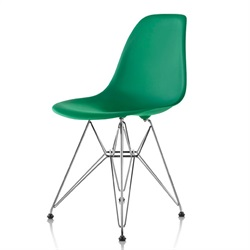 Herman Miller(ハーマンミラー)Eames Shell Chair / Side Chair(DSR)ケリーグリーン【取寄品】