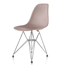 Herman Miller(ハーマンミラー) Eames Shell Chair / Side Chair(DSR) ストーン【取寄品】