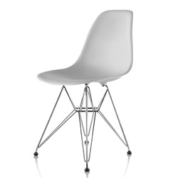 Herman Miller(ハーマンミラー)Eames Shell Chair / Side Chair(DSR)アルパイン【取寄品】