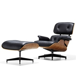 Herman Miller(ハーマンミラー)Eames Lounge Chair & Ottoman 特別セット ウォールナット【取寄品】[267ES67071OU2109]