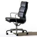 HermanMiller(ハーマンミラー)「Eames Soft Pad Group Executive Chairs」【取寄せ品】