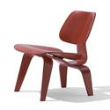 Herman Miller(ハーマンミラー) Eames Plywood Lounge Chair(LCW) レッド【取寄品】[267LCW11]