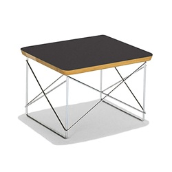 Herman Miller(ハーマンミラー)Eames Wire/Base Table ブラック【取寄品】[267LTRTBK/47]