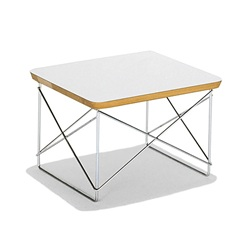 Herman Miller(ハーマンミラー)Eames Wire/Base Table スタジオホワイト【取寄品】[267LTRT98/47]