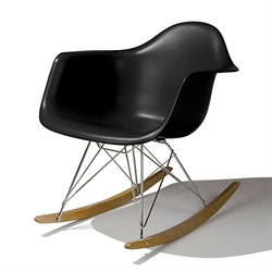 Herman Miller(ハーマンミラー)Eames Shell Chair / Armchair(RAR)ブラック【取寄品】