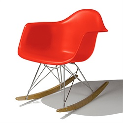 Herman Miller(ハーマンミラー)Eames Shell Chair / Armchair(RAR)レッド【取寄品】