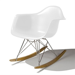 Herman Miller(ハーマンミラー)Eames Shell Chair / Armchair(RAR)ホワイト【取寄品】