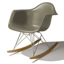 Herman Miller(ハーマンミラー) Eames Shell Chair / Armchair(RAR) スパロー【取寄品】[267RAR47Z59J]