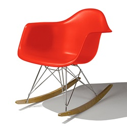 Herman Miller(ハーマンミラー) Eames Shell Chair / Armchair(RAR) レッド【取寄せ品】[267RAR47Z5ZE]