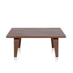 Herman Miller(ハーマンミラー) Eames Rectangular Coffee Table W915/ウォールナット【取寄品】[267CTW12236WOUOU]