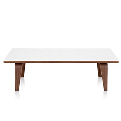 Herman Miller(ハーマンミラー)Eames Rectangular Coffee Table W1220/ラミネート【取寄品】[267CTW12248L91OU]