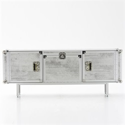 DIESEL LIVING(ディーゼル・リビング)with MOROSO「TOTAL FLIGHTCASE 180x45」CONCRETE WHITE【取寄品】[FURF36FUFUR/FU021]
