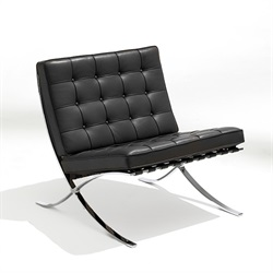 Knoll(ノル) Mies.v.d.Rohe Collection バルセロナチェア ブラック