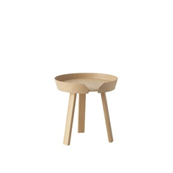 MUUTO(ムート) AROUND COFFEE TABLE SMALL Φ450 オーク