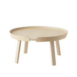 MUUTO(ムート) AROUND COFFEE TABLE LARGE Φ720 アッシュ
