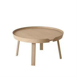 MUUTO(ムート)AROUND COFFEE TABLE LARGE Φ720 オーク