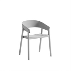 MUUTO(ムート) COVER CHAIR グレー