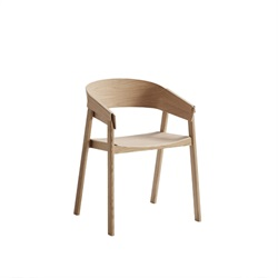 MUUTO(ムート) COVER CHAIR オーク