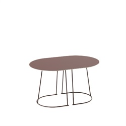 MUUTO(ムート)AIRY COFFEE TABLE SMALL 680mm プラム