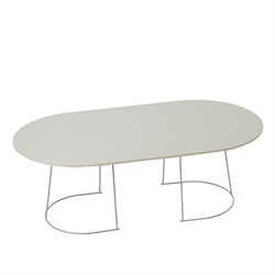 MUUTO(ムート)AIRY COFFEE TABLE LARGE 1200mm グレー