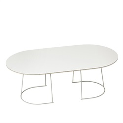 MUUTO(ムート) AIRY COFFEE TABLE LARGE 1200mm オフホワイト