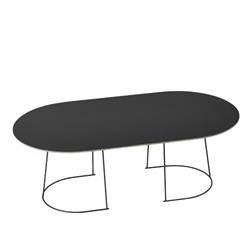 MUUTO(ムート)AIRY COFFEE TABLE LARGE 1200mm ブラック