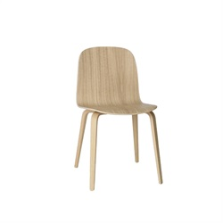 MUUTO(ムート)VISU CHAIR WOOD BASE オーク