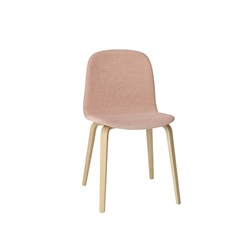 MUUTO(ムート) VISU CHAIR WOOD BASE Steelcut Trio515/オーク