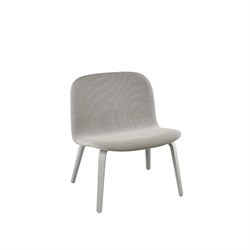 MUUTO(ムート) VISU LOUNGE CHAIR Steelcut Trio133/グレー