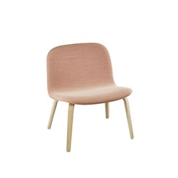 MUUTO(ムート)VISU LOUNGE CHAIR Steelcut Trio515/オーク