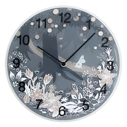 MOOMIN TIMEPIECES(ムーミン・タイムピーシーズ)「Moomin in the forest」[485MTP030008]