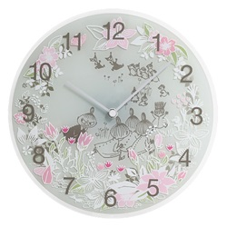 MOOMIN TIMEPIECES(ムーミン・タイムピーシーズ)「Little My chasing」[485MTP030010]