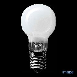 E17 PS45ミニクリプトンランプホワイト 100V 100W形[54704KR100V90WW]
