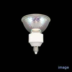 EZ10 φ50 ダイクロイックミラーハロゲンランプ 12V 50W形 ビーム角 N(狭角)10°[54708JR12V35WLNKEZH]