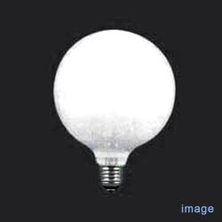 E26 ホワイトボールランプ φ125mm 100W[54711G125E26110V100WS]