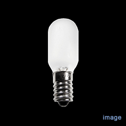 E14 T形(タワラ球)ランプ 110V 15W(FLOS MOD.2097用ランプ)[54711NATUME110V15WT22E14F]