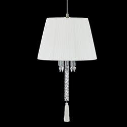 Baccarat(バカラ)「TORCH CEILING LAMP WHITE(トーチ シーリングランプ ホワイト)」【要電気工事】【受注品】[5732605301]