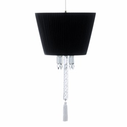 Baccarattorch ceiling lamp black baccarattorch ceiling lamp black mozeypictures Gallery