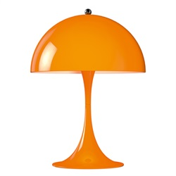 louis poulsen(ルイスポールセン)「Panthella ( パンテラ・ミニ ) Table mini 」オレンジ[6005744165264]