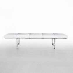 Walter Knoll(ウォルター・ノル)「FOSTER 510 Bench without back(フォスター510)」【取寄せ品】[745FS51135/55280]