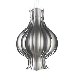 VERPAN(ヴァーパン)「YAMAGIWA LAMP LARGE(ヤマギワランプ)」シルバー【取寄品・要電気工事】[776YAMAGIWALAMP/PSIL/L]