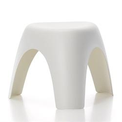 Vitra(ヴィトラ)「Elephant Stool(エレファント スツール)」ホワイト[914VI21002030]