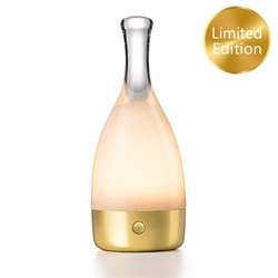 ヤマギワ オンラインストア【限定品】Ambientec ( アンビエンテック )「 Bottled Limited Edition( ボトルド リミテッドエディション )」ゴールド[996BL00101GLD]