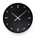 Finn Juhl(フィン・ユール) Wall Clock Black 250mm[996FJ781]