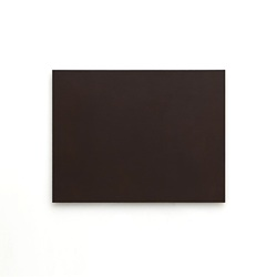100%「Leather Mouse Pad」ダークブラウン[996GL02B]