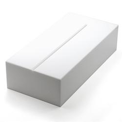AIR FRAME(エアフレーム)「IDIOM / TISSUE」ホワイト[996ID302WH]