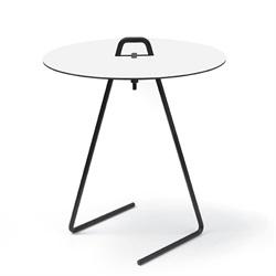 moebe ムーベ side table サイド テーブル ホワイト 996stblwt